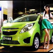 Launching Chevrolet Spark