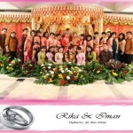 Rika and Iman Wedding