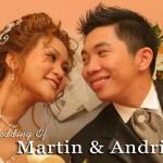 Martin & Andriani Wedding