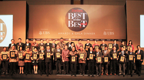 Forbes Best of The Best
