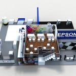 Epson Indocomtech Booth