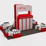 Fujitsu Indocomtech Booth