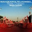 Mahakarya Telkomsel untuk Indonesia